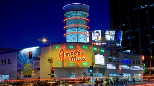 Amoeba Music building has been approved for demolition — but where's the new location?