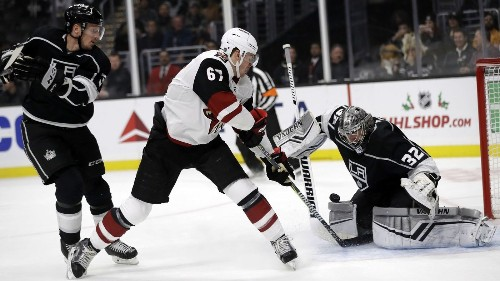 Drew Doughty's frustration grows as Kings' penalty-killing unit continues to struggle - Los Angeles Times