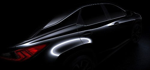 2015 New York Auto Show: Lexus to reveal all-new RX crossover - Los Angeles Times