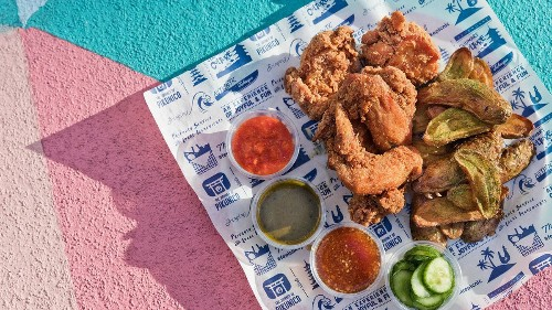 Food Bowl this week: Fried chicken, GUSH and dinner in the L.A. River