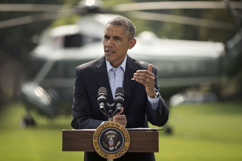Obama sees no quick fix in Iraq