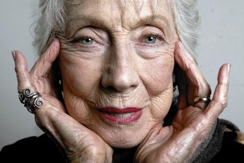 A 'real' portrait of 'Big Eyes' artist Margaret Keane