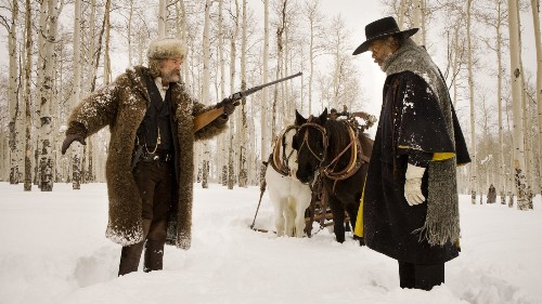 'Hateful Eight' may fare well at the box office but won't end 'Star Wars' reign - Los Angeles Times