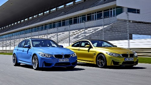 Review: BMW M3 sedan is more functional and fun than its two-door M4 twin