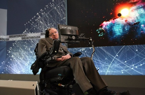Starshot: Russian billionaire and Stephen Hawking want to use lasers to send tiny spacecraft to nearby star - Los Angeles Times