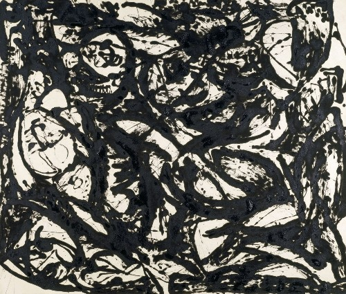 'Jackson Pollock: Blind Spots,' in Dallas, is exciting and enlightening - Los Angeles Times