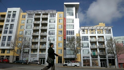 Condo values catching up to single-family homes - Los Angeles Times