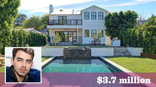 Joe Jonas snags a modern Farmhouse-style home in Sherman Oaks for $3.7 million