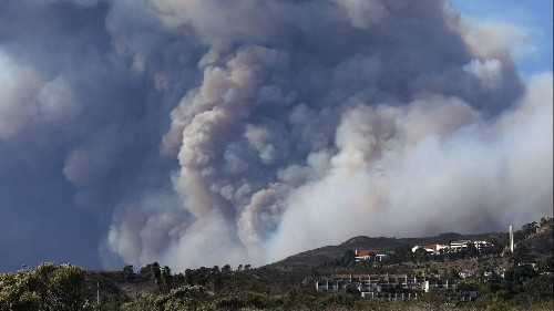 Can California learn to love its fires? - Los Angeles Times