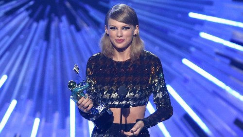 How Taylor Swift's Grammy-nominated 'Blank Space' started as a joke