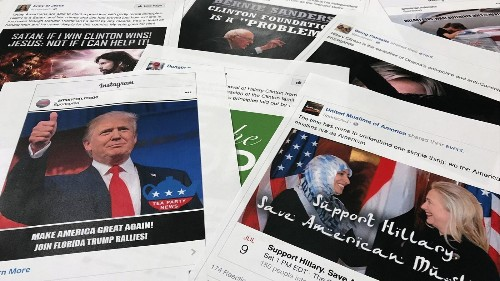 Russia's election manipulation a bigger win on Instagram than on Facebook, report finds - Los Angeles Times