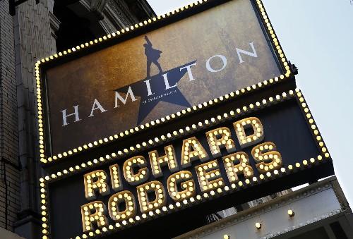 'Hamilton' musical runs into trouble over 'non-white' casting notice - Los Angeles Times