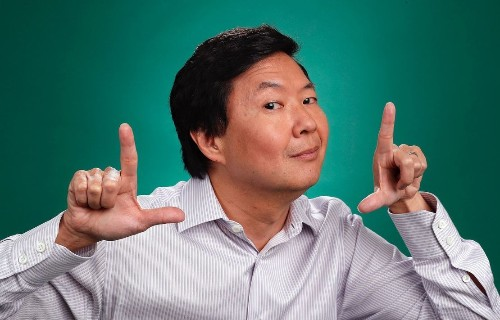 Ken Jeong gives his wife all the credit for his Neflix comedy special's title