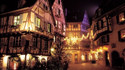 Christmas market cruises in France and Germany for less than $700 - Los Angeles Times