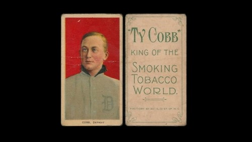 Family discovers seven Ty Cobb baseball cards worth more than $1 million