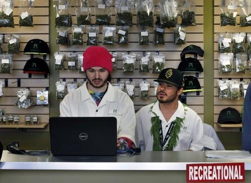 Colorado marijuana sales rake in $2 million in taxes in January - Los Angeles Times
