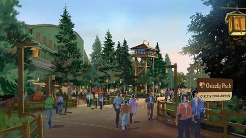 Disney California Adventure face-lift continues with rethemed land - Los Angeles Times
