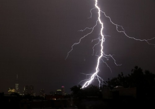 There is something rarer than being killed by lightning, CDC says - Los Angeles Times
