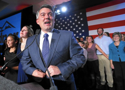 No end to campaign in swing state of Colorado