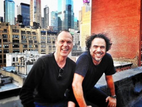 In 'Birdman,' Alejandro G. Inarritu takes his doubts and lets them fly