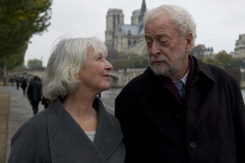 Review: 'Last Love,' with Michael Caine, lacks any spark