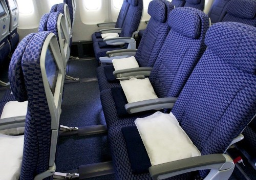 """Would you book a smaller, """"Economy Minus"""" seat to save money?"""