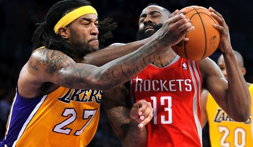 Lakers agree to two-year deal with Jordan Hill - Los Angeles Times