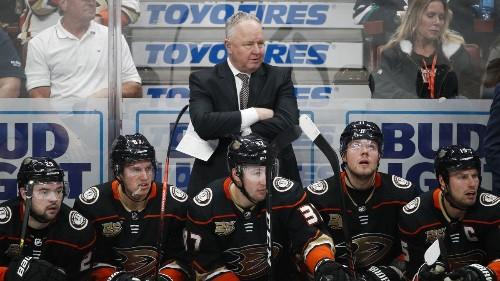 Ducks fire coach Randy Carlyle, appoint GM Bob Murray interim coach