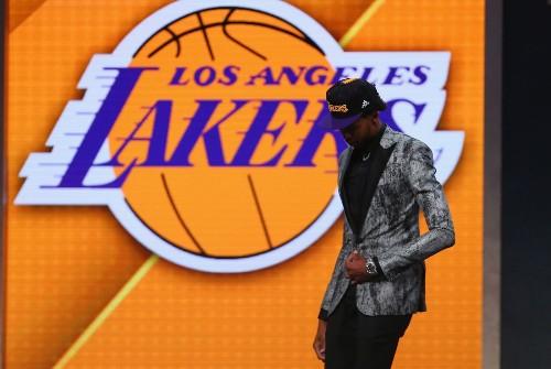 Lakers draft Brandon Ingram and start the post-Kobe Bryant era