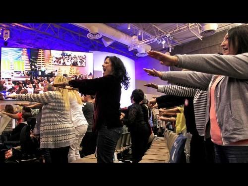 Cross training: Christians embrace Daniel Plan's mind-body-spirit diet