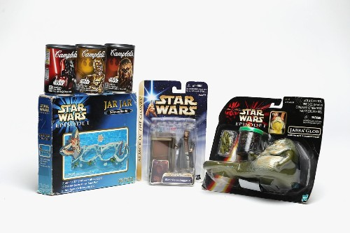 Baffling and bizarre 'Star Wars' toys and tie-ins