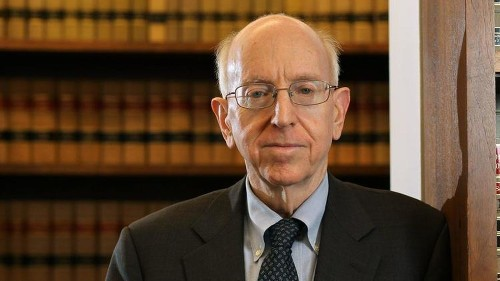 Richard Posner, acerbic legal mind, retires from federal appeals court in Chicago - Los Angeles Times