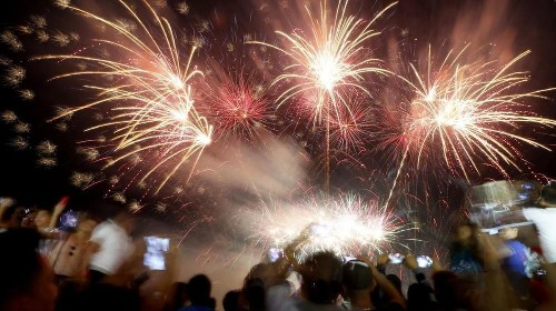 Five hopeful poems to usher in the new year