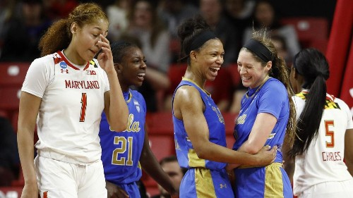 The Sports Report: UCLA women's basketball team stays alive