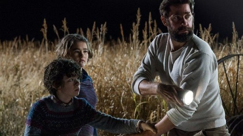 Shut up and spread the word: 'A Quiet Place' is a thrillingly intelligent monster movie - Los Angeles Times