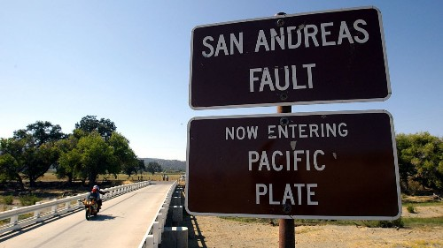Worried about being on top of an earthquake fault? New California maps will let you know on a smartphone - Los Angeles Times