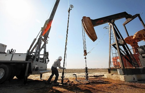 Limited water presents challenge for natural gas fracking - Los Angeles Times