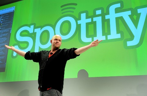 Spotify CEO to musicians: Do you want 'zilch' or $2 billion?