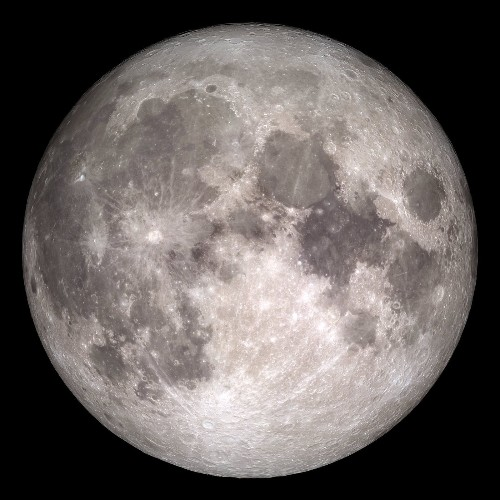 First full moon on Christmas since 1977! How to see it - Los Angeles Times