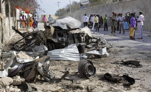 11 killed in attack on Somali presidential compound