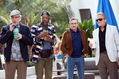 'Last Vegas' is not necessarily about the city of old - Los Angeles Times