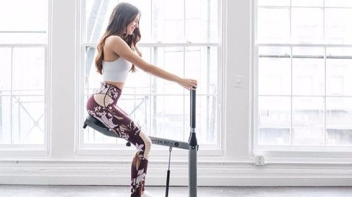 Stay fit without leaving the house, with this creative workout gear