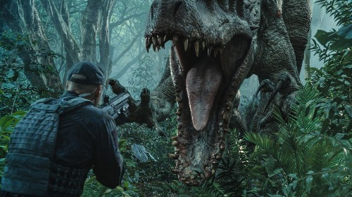 'Jurassic World' makes movie history with $204.6 million, second-biggest U.S. opening ever
