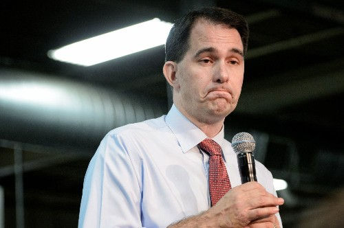 Walker's healthcare plan is perfect, if you want almost no insurance at all - Los Angeles Times