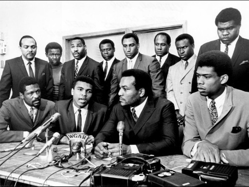 Muhammad Ali defied the draft -- and polarized the nation -- 49 years ago today