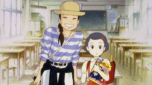 'Only Yesterday,' a classic in Japanese animation, is a delicate beauty