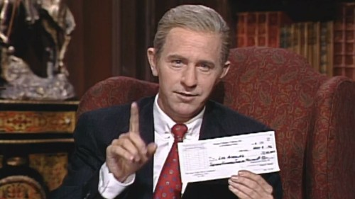 Watch the many times 'Saturday Night Live' spoofed Ross Perot