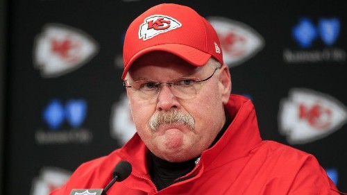 Radio host says his controversial comments weren't about death of Andy Reid's son