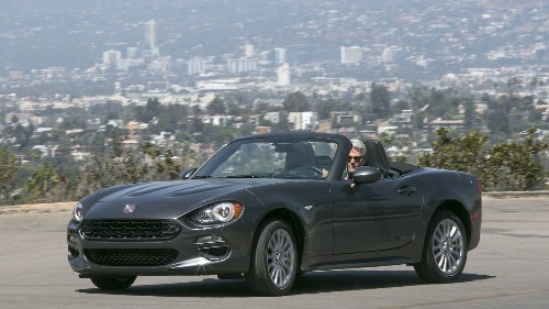 Fiat 124 Spider review: It's not a 'Fiata' after all