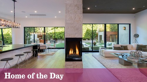 Home of the Day: An entertainer's space in Studio City - Los Angeles Times